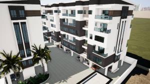 3 bedroom Terraced Duplex House for sale BLOOM HEAVEN  RESIDENCES, Ikate Lekki Lagos