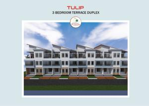 3 bedroom Terraced Duplex House for sale Plot 844, Behind Kingscourt Estate, Jabi Airport Road, Abuja. Dakibiyu Abuja