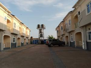 3 bedroom Terraced Duplex House for rent General Paint Off Lekki-Epe Expressway Ajah Lagos