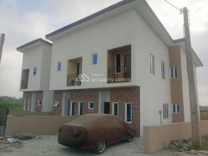 3 bedroom Terraced Duplex House for sale Amity Estate,   Ajah Lagos