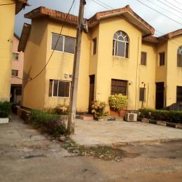 Terraced Duplex House for sale Palmview Estate Phase 2 Oko Oba Abule Egba Lagos