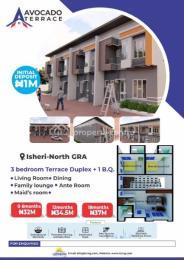 3 bedroom Terraced Duplex House for sale - Isheri North Ojodu Lagos