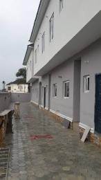 3 bedroom Terraced Duplex House for rent Westend estate  Ikota Lekki Lagos