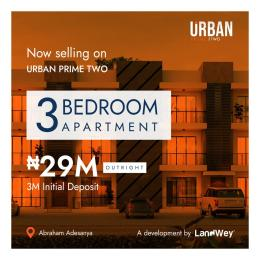 3 bedroom Terraced Duplex House for sale Ogombo Road Off Abraham Adesanya Round About Ogombo Ajah Lagos