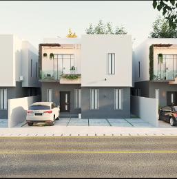 3 bedroom Terraced Duplex House for sale SHIMAWA BEHIND REDEMPTION CAMP OGUN STATE Obafemi Owode Ogun