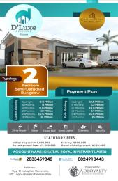 Semi Detached Bungalow House for sale Mowe Obafemi Owode Ogun