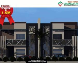 3 bedroom Residential Land Land for sale Behind Nipco Filling Station Airport Road Abuja Lugbe Abuja