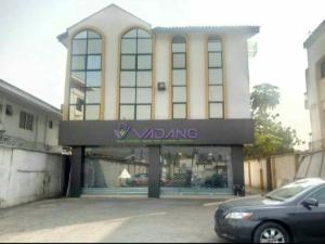 Commercial Property for sale Close to Mr Biggs, Mobolaji Bank Anthony Way Ikeja Lagos