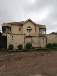 Blocks of Flats House for sale Off Abaranje Road, Custom Bus Stop Alimosho Lagos