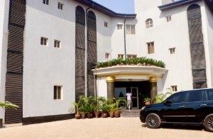10 bedroom Hotel/Guest House Commercial Property for sale Idu Industrial(Institution and Research) Abuja