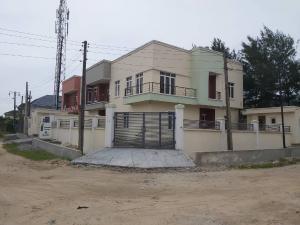 4 bedroom Detached Duplex House for sale Off Alpha Beach Road Igbo-efon Lekki Lagos