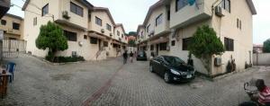 4 bedroom House for rent Peace Estate, Oregun Ikeja Lagos