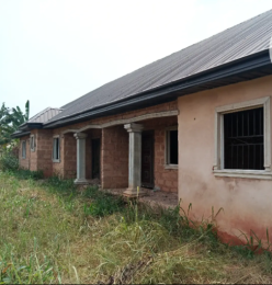 2 bedroom Detached Bungalow House for sale Back of Ute secondary school Oredo Edo