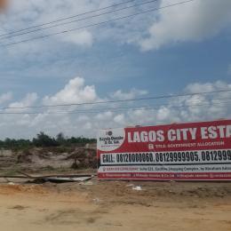 Mixed   Use Land for sale 3 Minutes Drive Before Alaro City Eleranigbe Ibeju-Lekki Lagos