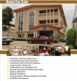 10 bedroom Hotel/Guest House Commercial Property for sale Ajao estate lagos Airport Road(Ikeja) Ikeja Lagos