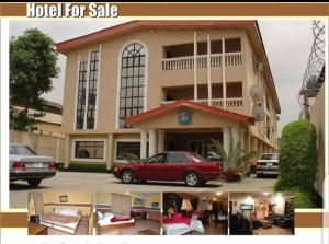 Hotel/Guest House Commercial Property for sale Ajao Estate Isolo Lagos