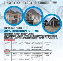 Residential Land Land for sale Tpumpy Estate, Behind Omax Filling Station Jukwoyi Abuja