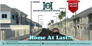 Residential Land Land for sale Okun-Ajah Community Drive, Lekki Scheme II Environment Okun Ajah Ajah Lagos