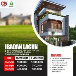 Land for sale z Ibadan Oyo