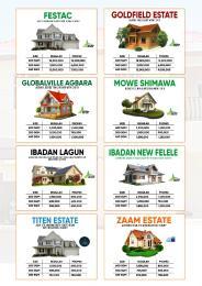 Residential Land Land for sale 6th/7th Avenue Festac Amuwo Odofin Lagos