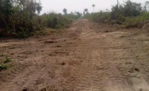 Commercial Land Land for rent Sheraton Link Road Mobolaji Bank Anthony Way Ikeja Lagos