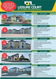 2 bedroom Residential Land Land for sale Aco Estate Lugbe Abuja