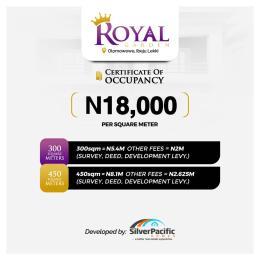 Commercial Land Land for sale - Free Trade Zone Ibeju-Lekki Lagos