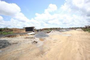 Land for sale Bogije Shapati area, off Lekki - epe expressway, Ibeju Lekki  Bogije Sangotedo Lagos