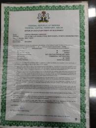 Commercial Land Land for sale Sharing Fence With Efab Metropolis Estate Karsana Abuja