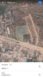 Commercial Land Land for sale Beside Intels Aba ROAD  Port-harcourt/Aba Expressway Port Harcourt Rivers