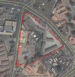 Shop in a Mall Commercial Property for sale NTA Shopping Complex Agodi Ibadan Oyo