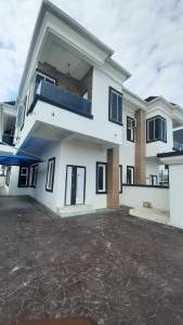 4 bedroom Semi Detached Duplex House for rent Chevron lekki lagos state Nigeria  chevron Lekki Lagos