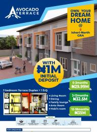 3 bedroom House for sale Queens Garden Isheri North Gra Estate  Ogudu Road Ojota Lagos