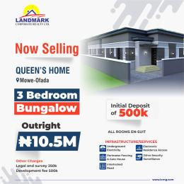 Flat / Apartment for sale Mowe-ofada Mowe Obafemi Owode Ogun