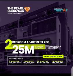 3 bedroom Semi Detached Bungalow for sale Pearls Residence Behind Oando Filling Station LBS Ibeju-Lekki Lagos