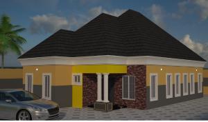 3 bedroom Detached Bungalow House for sale Akinyele, Ibadan  Akinyele Oyo