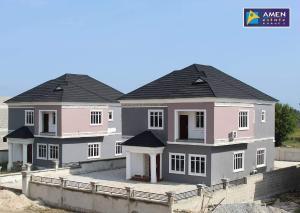 3 bedroom Detached Duplex House for sale Amen Estate Phase 2 Is Located At Eleko Beach Road Lagos Nigeria  Eleko Ibeju-Lekki Lagos