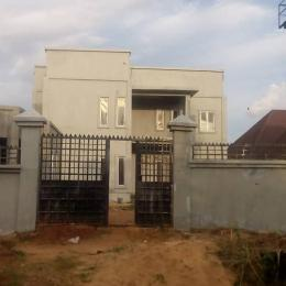 3 bedroom Detached Duplex House for sale Coperative house, Okpanam rd,  Asaba, Delta State Asaba Delta