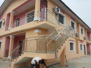 3 bedroom Blocks of Flats House for rent Mendia street Ayobo Ipaja Lagos