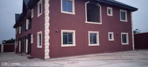 3 bedroom Mini flat Flat / Apartment for rent Elepe Area Beside Barracks Road Ojoo Akinyele Oyo