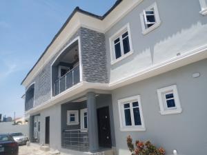 3 bedroom Detached Duplex House for rent Happy land estate sangotedo  Sangotedo Ajah Lagos