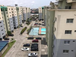 3 bedroom Blocks of Flats House for sale Prime water garden estate  Lekki Phase 1 Lekki Lagos