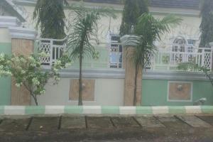 3 bedroom House for rent 2nd Avenue Efab City Estate Nbora Phase 3 Abuja