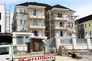 3 bedroom Blocks of Flats House for sale Edward Hotonu Street Near Updc Elf Estate And Whitesands Lekki Phase 1 Lekki Lagos