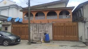 3 bedroom Semi Detached Duplex for sale Ajao Street Off Ogunlana Drive Ogunlana Surulere Lagos