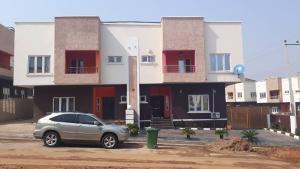 4 bedroom Semi Detached Duplex House for sale Lifecamp  Life Camp Abuja