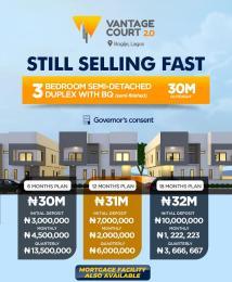 Detached Duplex House for sale ... Ajah Lagos