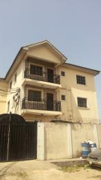 3 bedroom Blocks of Flats House for rent Elebiju Street Ketu Lagos