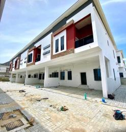 3 bedroom Terraced Duplex House for rent 2nd toll gate  Lekki Phase 2 Lekki Lagos