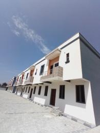 3 bedroom Terraced Duplex House for sale 2nd Toll Gate Chevron chevron Lekki Lagos